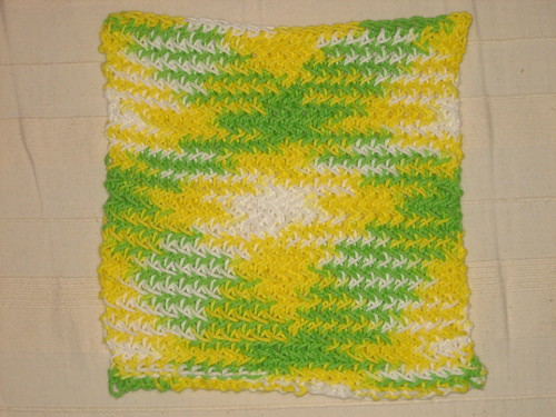 My So Called Dishcloth #3