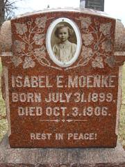 Isabel E. Moenke
