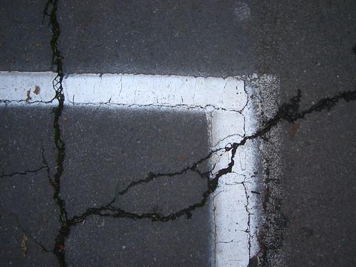 Road angle