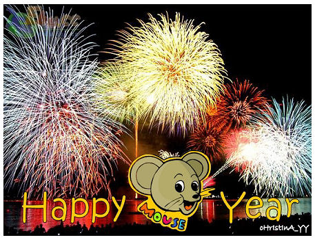 Happy Mouse Year