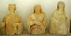 Des-carades, escultures funeràries que potser representen Persèfone o l'ànima, Museu de Cirene