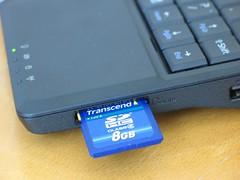 SD Card EEEPC