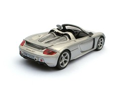 Porsche Carrera GT (Leap Kye) Tags: cars car germany toy toys hongkong tesco nicecar porsche hotwheels malaysia hotrod supercar modelcar 612 ratrod 143 hotcar freshfromtheoven hotlady cararama ferdinandporsche hongwell armedclown209 olympusc180 objectonwhite