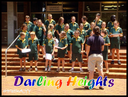 The Choir of Darling Height Primary School