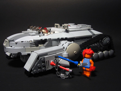 Thundertank Mk.II