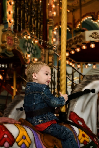 Ride on a Dreamy Carousel