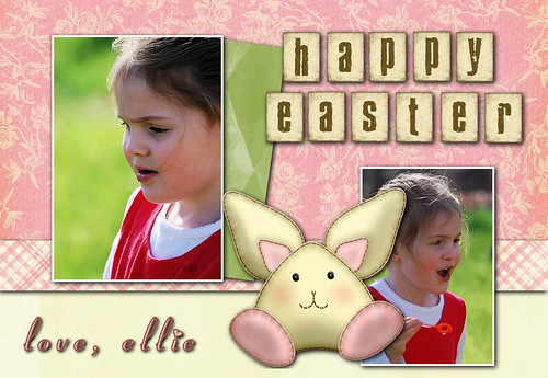 ellie easter card