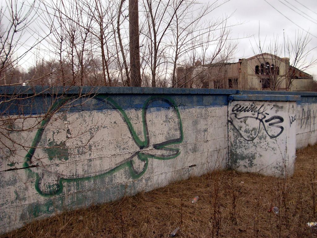 Detroit graffiti excusemysarcasm tags urban streetart art mi graffiti turtle michigan detroit graffitis