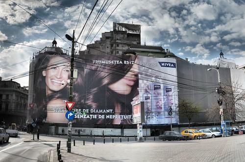 Bucarest - Calea Victoriei - 16-03-2008 - 10h13