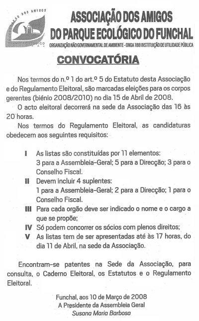 AAPEF-Convocatoria-Eleições2008