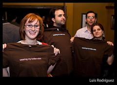 Camisetas twitteras!!!