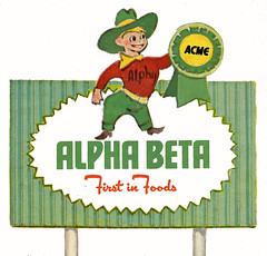 Alpha Beta, 1960's (by Roadsidepictures)
