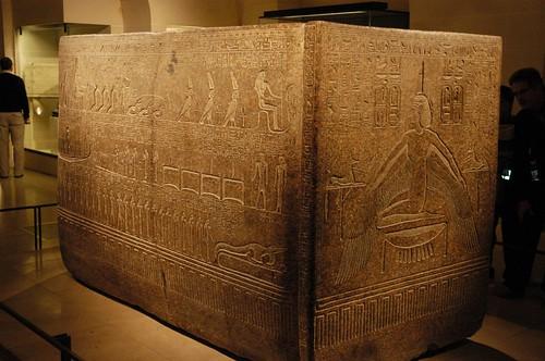 Sarcaufagus of Ramsus II