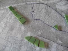 19 (juancarlos70) Tags: glass de handmade mosaic guadalupe virgen artesana courses cursos jarron hechoamano vitromisaico