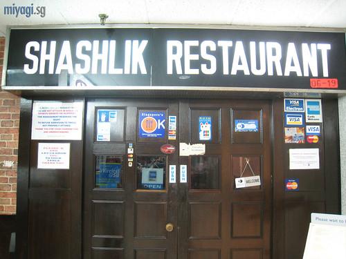 Shashlik!