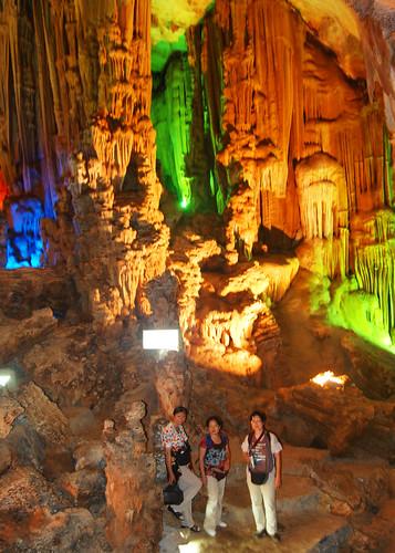 Động Tiên Sơn - Tien Son Grotto- Phong Nha by lienpv.