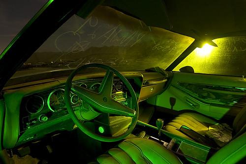 Night Shift Knob