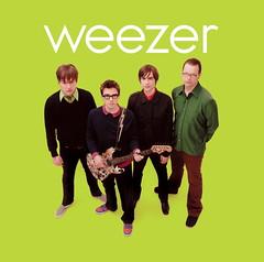Tapa de album de Weezer