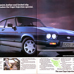 Ford Capri Injection Special