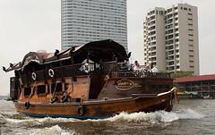 Spa Mandara Boat