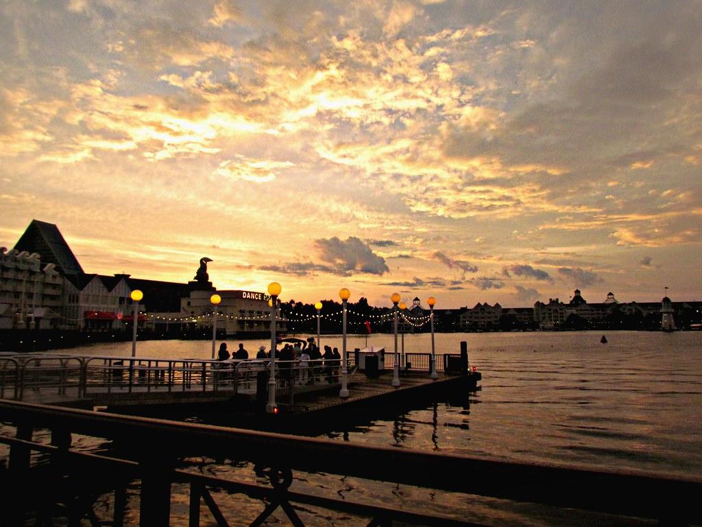 Sunset Over the Boardwalk 051411
