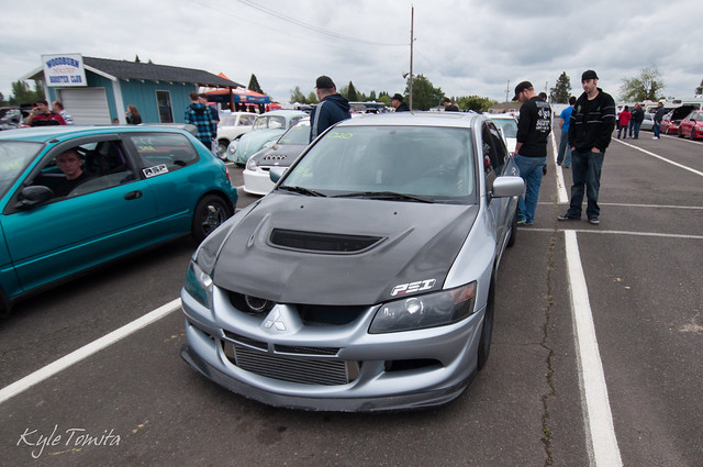 Brian's 865whp Evo at IFO Woodburn 001.JPG