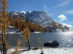 Perfection Lake in the Enchantments