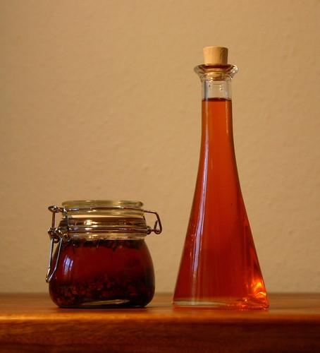 Sichuan Chili Olie