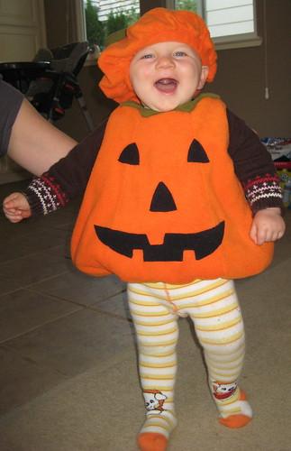 Nina's 1st Halloween
