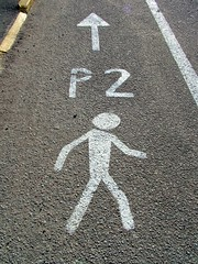P2 walk this way