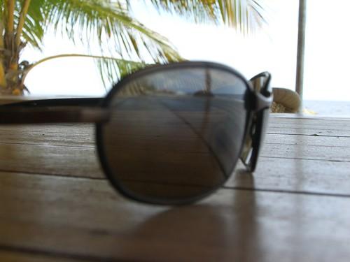 Resting shades