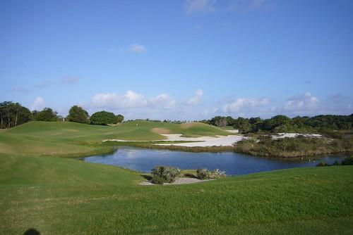Golf Course at Costa do Sauipe