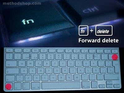Deleting Forward 1