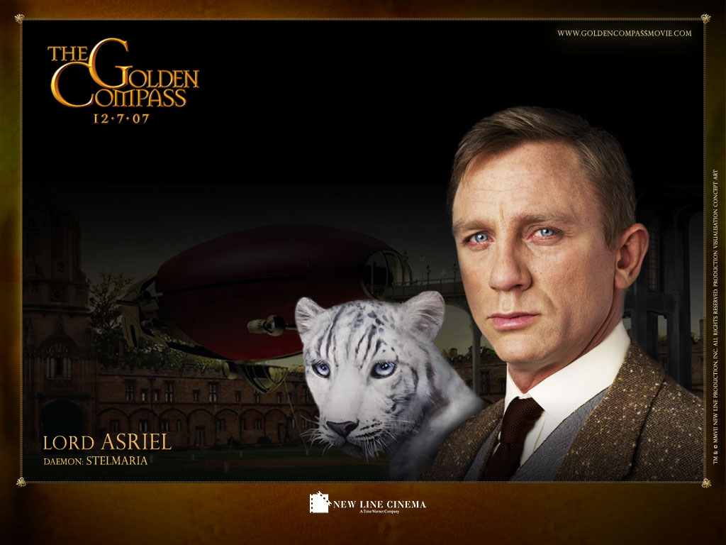 The Golden Compass Wallpaper