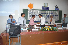 Annual Sessions of IOB 2007 - felicitation