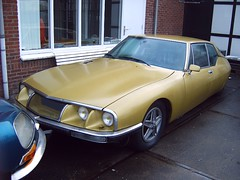 Citron SM USA 1972 (regtur) Tags: auto holland classic cars netherlands dutch car french automobile citroen nederland sm voiture oldtimer sa maserati v6 doetinchem medion majest opron citrosars
