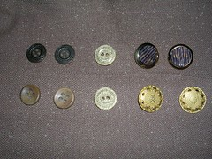 button selection