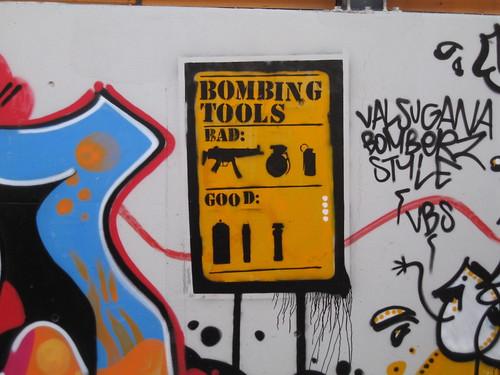 Bombing Tools