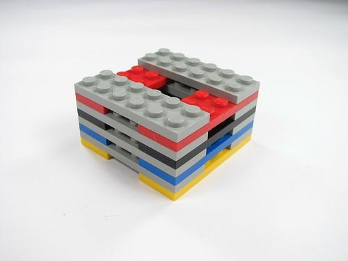 2x6 flat