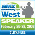 SMX West Speaker Badge 2008