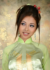 1014058454_796788257e (jackblack176) Tags: girls sexy beautiful pretty vietnamese gorgeous viet dai ao qipao cheongsam xam xuong