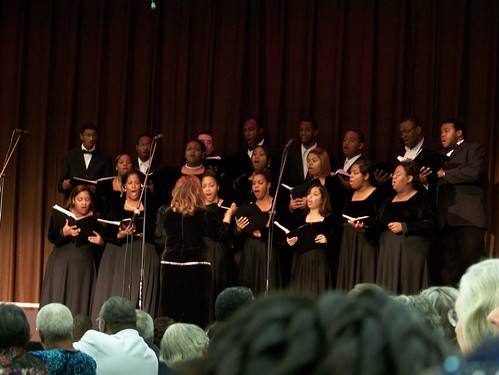 Huston-Tillotson University Concert Choir