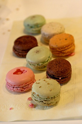 Trois Crepes' Macarons