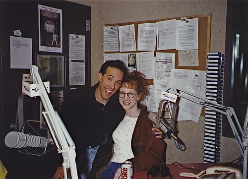 Kathy Griffin at Eagle 93.7