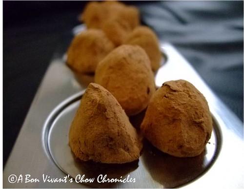 choclate truffle n1