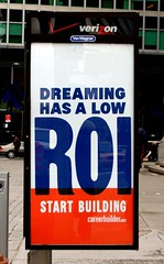 Al Financial District, pubblicità progresso ;-)