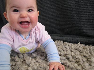 Scarlett 7 months