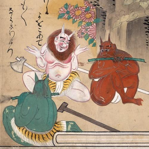 Yoshitsune - devils