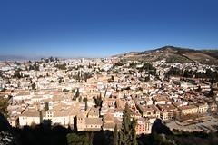 El Albaicín (clspeace) Tags: houses españa spain alhambra granada casas albaicin