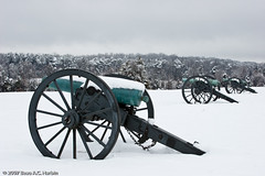 Snow-covered cannon (BACHarbin) Tags: trees usa snow history clouds virginia personal cloudy snowy wheels battle photoblog civilwar va cannon manassas fields snowing battlefield bullrun battleground historicsite manassasbattlefield americancivilwar manassasnationalbattlefieldpark batteryheights firstbattleofmanassas secondbattleofmanassas secondbattleofbullrun manassasbattlefieldnationalpark firstbattleofbullrun submittedtophotoshelter